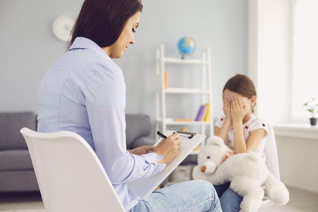 טיפול בחרדה לילדים